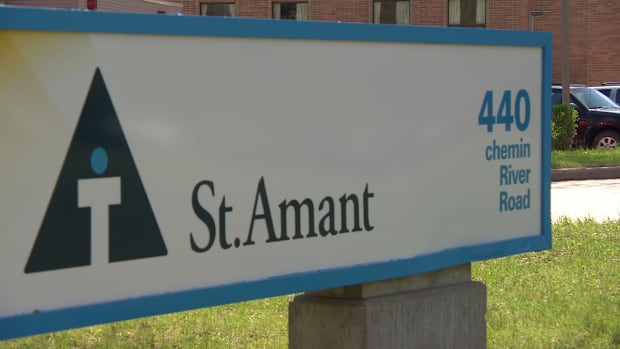 St. Amant will get a $1-million donation from the Winnipeg Foundation.