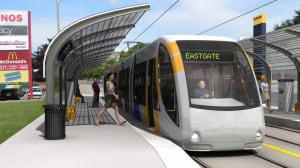 Hamilton LRT rendering Fortino's