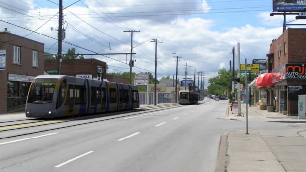 City Council voted Wednesday night to enact an interim control bylaw that would restrict the types of developments along the LRT line.