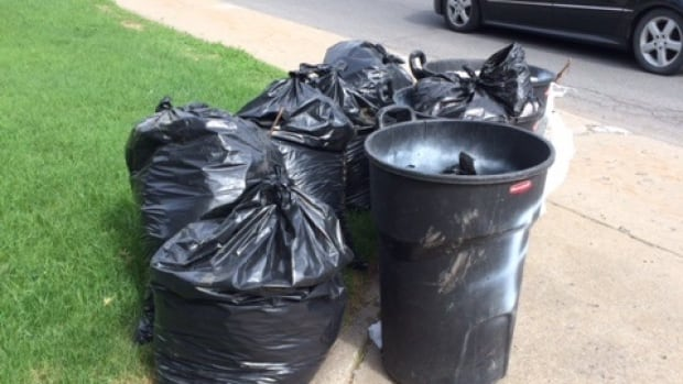 With less than half of Ottawa residents using their green bins for composting, a lot of waste is ending up in the landfill.