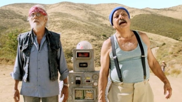 Cheech and Chong appeared together to help sell Fiber One bars.
