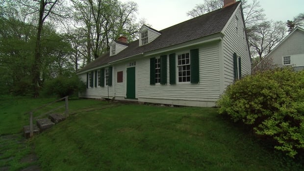 Perkins House opened 249 years ago.
