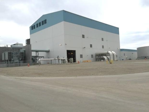 Shepard Energy Centre, Calgary power plant