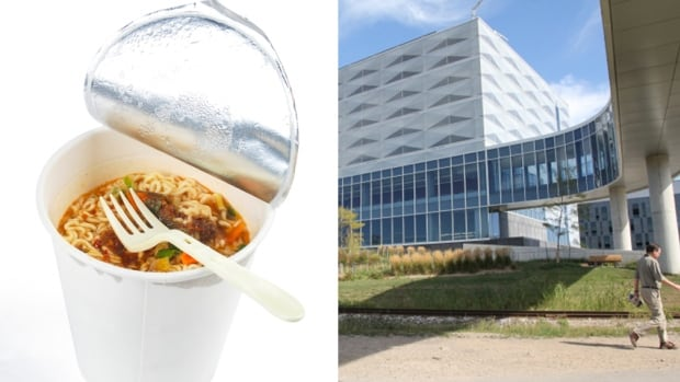 A University of Waterloo student launched a formal complaint after another student was slurping noodles and soup during a final exam.
