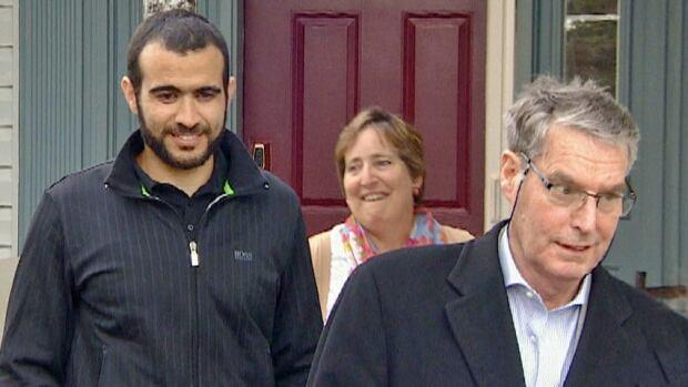 Omar Khadr, Patricia and Dennis Edney