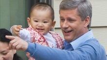 Harper 2011 election