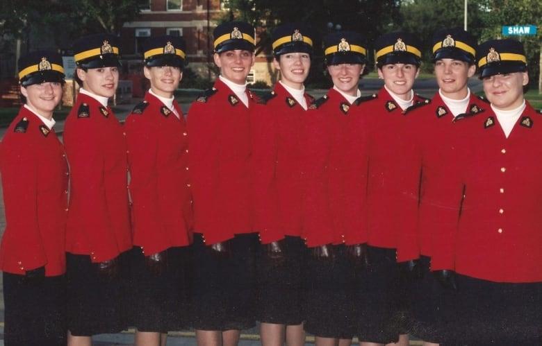 Outspoken former RCMP officer Krista Carle has died