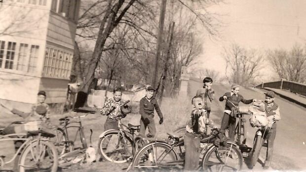 Boys Bikes Vintage 1950s