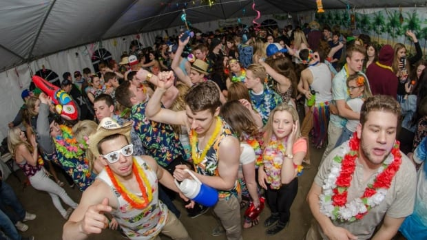 school account profile picture ideas - Rumours about C B S luau grad party got out of hand says