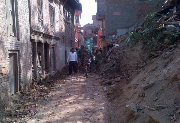 Dhunche, Nepal