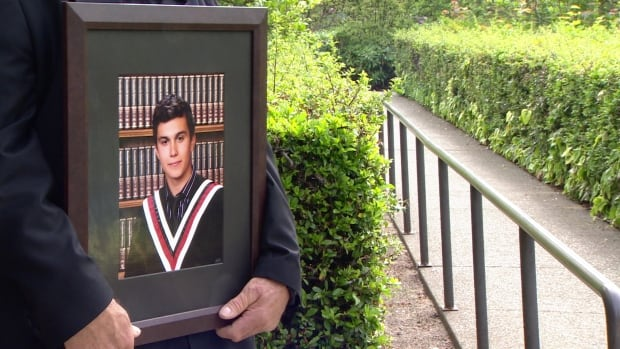 Gordic was stabbed and killed by a group of teenagers in Whistler in 2015.