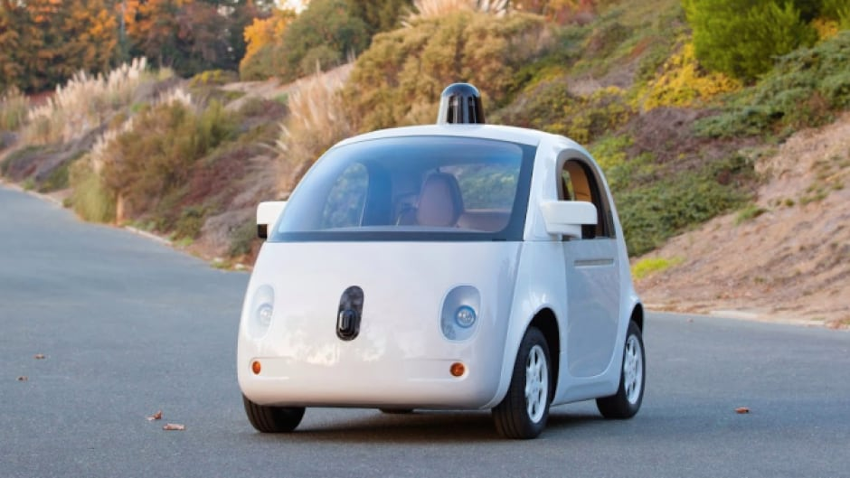 Google's self-driving car needs no gas pedal or steering wheel.  So with the self-driving car just around the bend, what will it mean for life on the road?