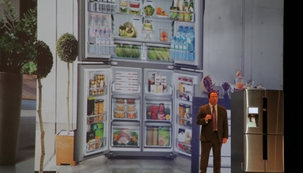Marketers - Fridge
