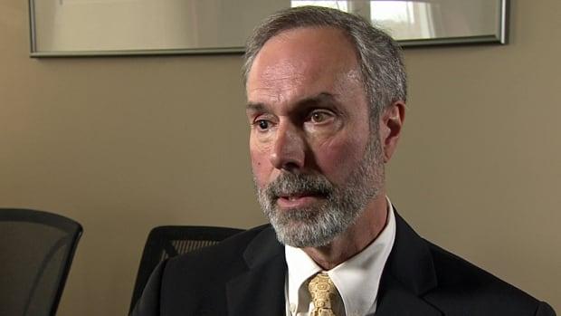 Kent Decker MUN vice-president of finance CBC