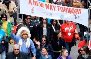 Truth Reconciliation Walk 20150531