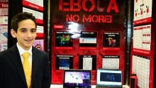 Raphael Hotter Ebola No More