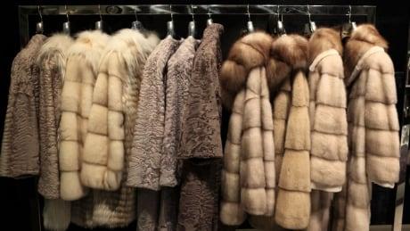 Mink coats