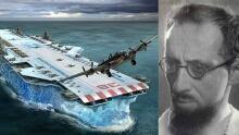 Geoffrey Pyke Habakkuk aircraft made of ice
