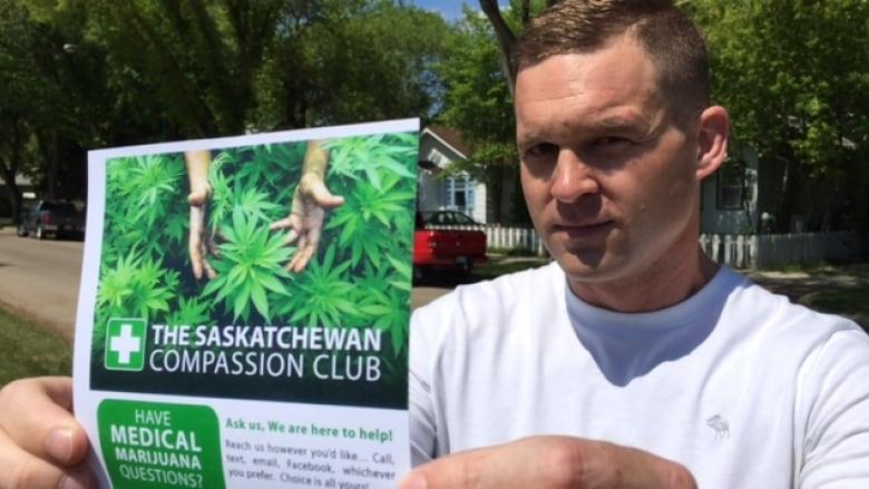 Marijuana saskatoon