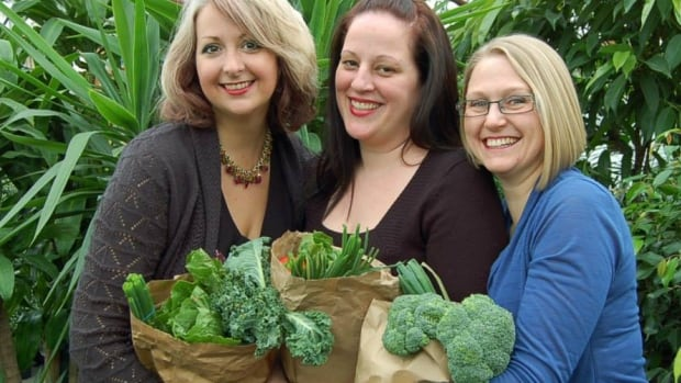 Deborah Malloy, Raine Okum and Melissa Assad have launched their new online farmers market, bringing together busy buyers with small-scale farmers from Waterloo Region and Wellington County.