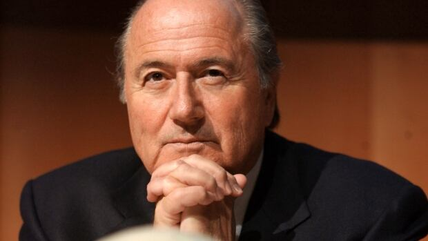 Only days after being re-elected FIFA president, Sepp Blatter shocked the soccer world on Tuesday by agreeing to step down as soon as a new election can be held.