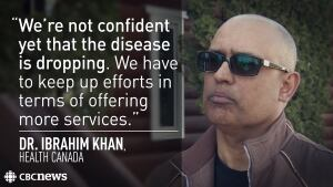 Dr. Ibrahim Khan Health Canada