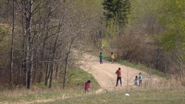 Ahtakakoop First Nation, Sask