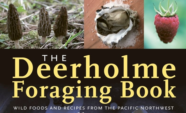 the deerholme foraging book wild foods and recipes from the pacific northwest