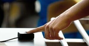 Exchange Finger Scanner
