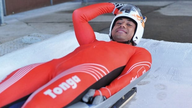 Fuahea Semi, aka Bruno Banani, is the subject of a documentary about a Tonga luger who attempts to qualify for the 2010 Olympics and finds himself at the centre of a strange marketing ploy.