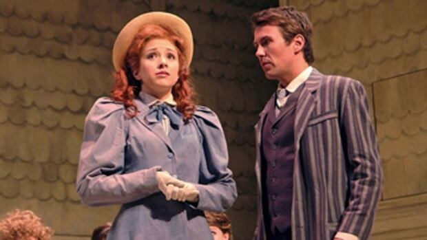 Anne and Gilbert the Musical