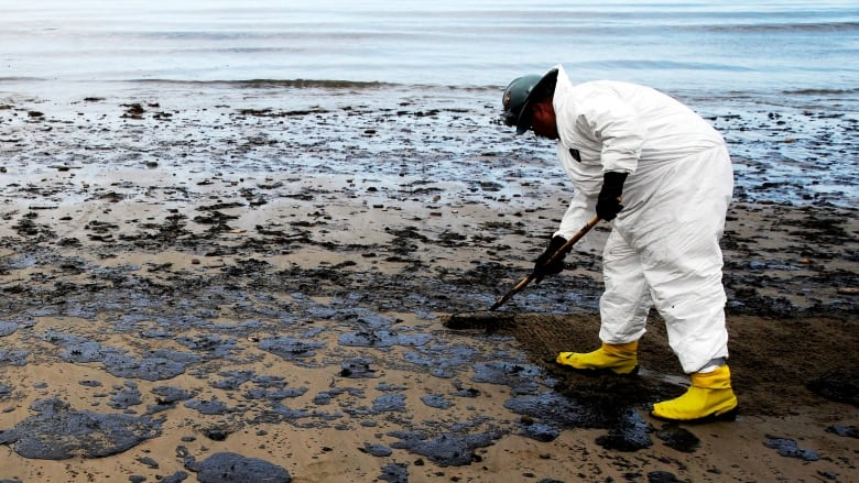 B C Government To Introduce World Leading Oil Spill