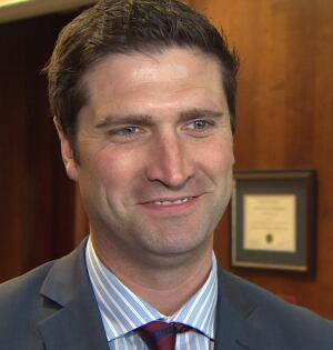 N.S. Transportation Minister Geoff MacLellan