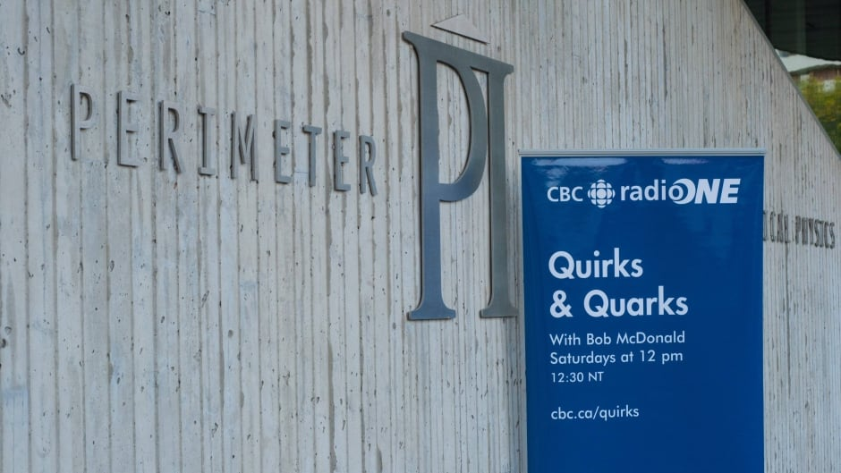Quirks & Quarks Question Show recorded live at the Perimeter Institute.