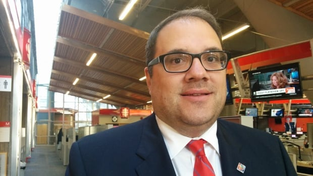 Canada Soccer president Victor Montagliani says Canada is hosting the FIFA Women's World Cup because no one else wanted it.
