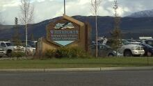 Whitehorse Airport, October, 2014