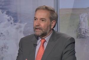 NDP Tom Mulcair