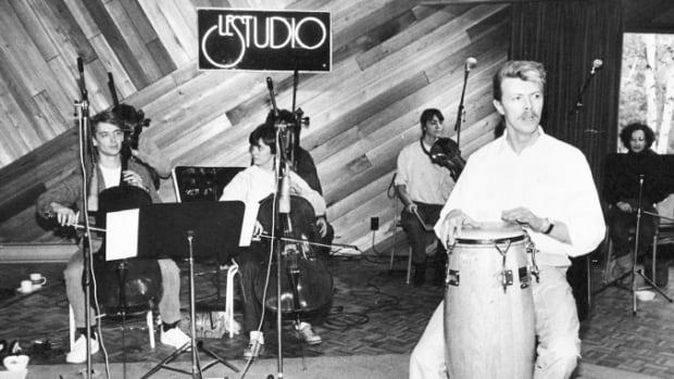 David Bowie recorded his 1984 album Tonight at Le Studio.
