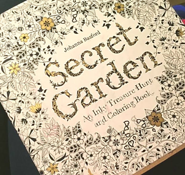Johanna Basford Found Out Just How Popular Adult Colouring Books Can Be With The Release Of Secret Garden CBC