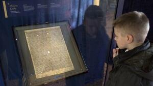 Magna Carta exhibition 2015