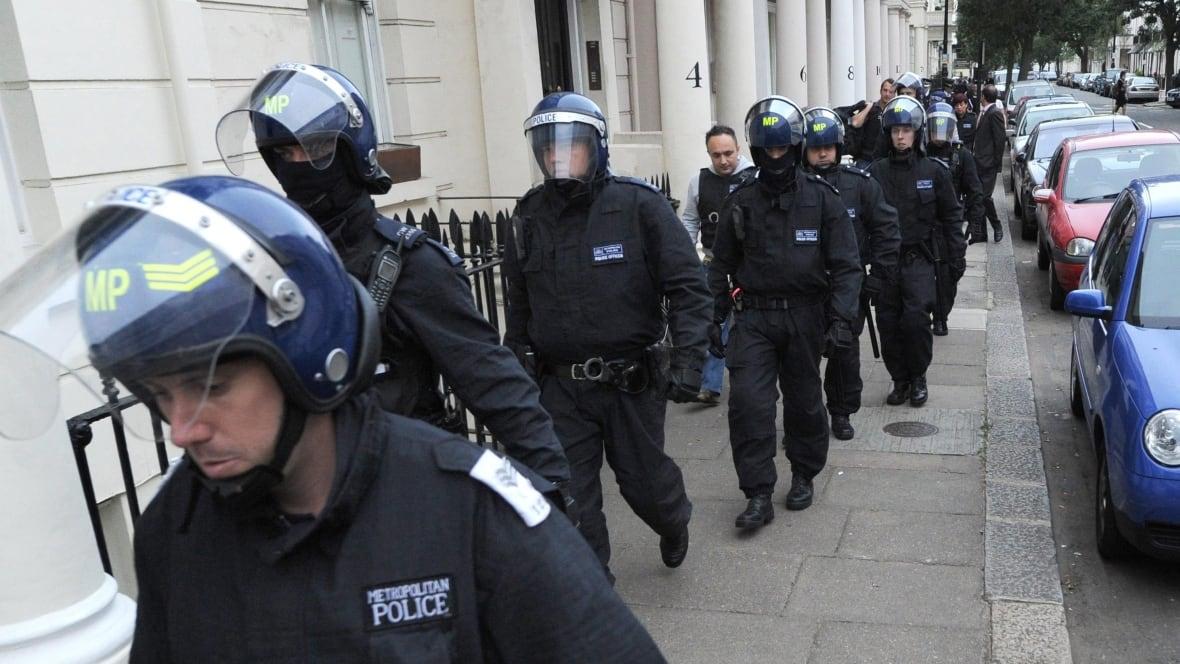 intake for 2015 metro police