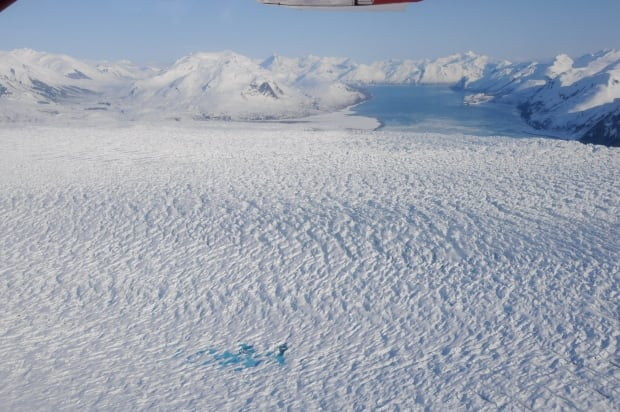 Hubbard Glacier, Russell Fjord