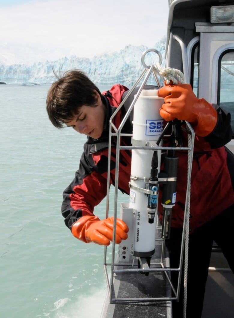 Hubbard Glacier defies climate change, continues advancing