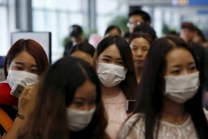 HEALTH-MERS SOUTH KOREA June 2 2015 Incheon airport