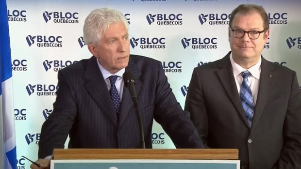 Gilles Duceppe will return to the Bloc as leader of the party and current leader Mario Beaulieu will become party president.