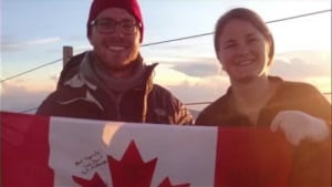 Video shows Saskatchewan tourists detained in Malaysia