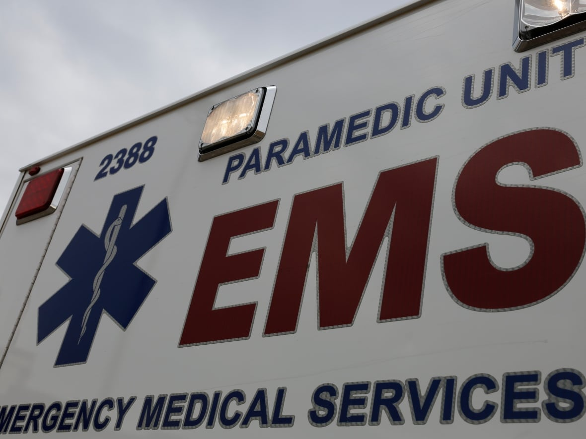 Inside the life of a paramedic