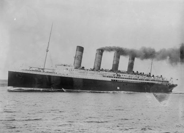 Steamship Lusitania