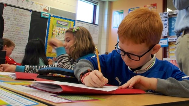 This year in Ontario only 50 per cent of Grade 6 students met the math standard, compared to 58 per cent in 2012.