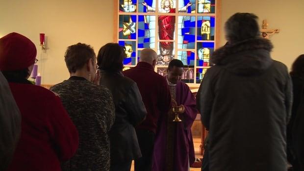 New Brunswick church members